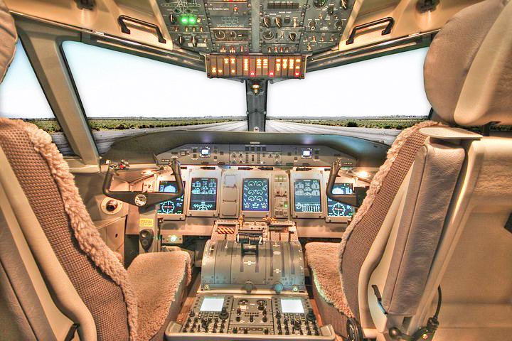 managing and optimizing your share of airplane electronics